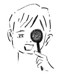 眼科医受診