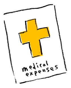 治療用のこども眼鏡の保険適用・医療控除について